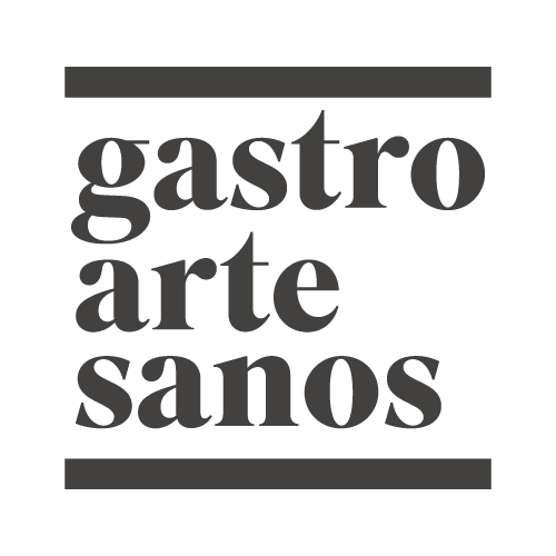 Logotipo de aga catering madrid gastroartesania