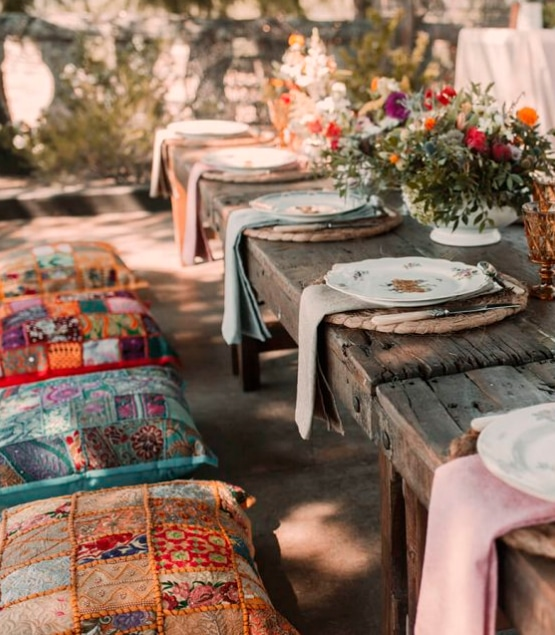 Servicio de catering de lujo a domicilio en madrid con AGA Delivery